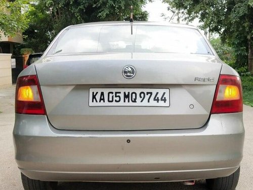 Used Skoda Rapid 2015 AT for sale in Bangalore