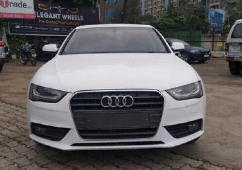 Used Audi A4 2013 AT for sale in Pune-11