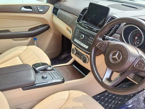 Used 2016 Mercedes Benz GLS AT for sale in Mumbai-4