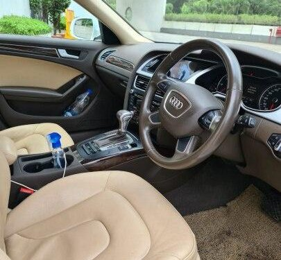 Used Audi A4 35 TDI Premium 2016 AT for sale in Thane