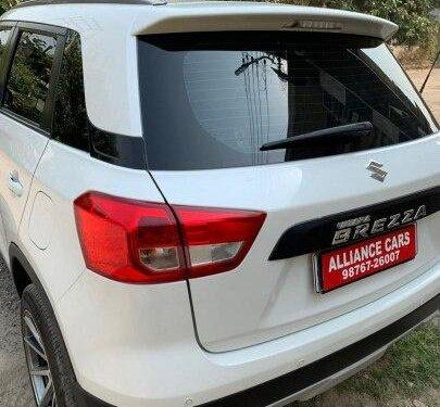 Used 2019 Maruti Suzuki Vitara Brezza MT for sale in Ludhiana