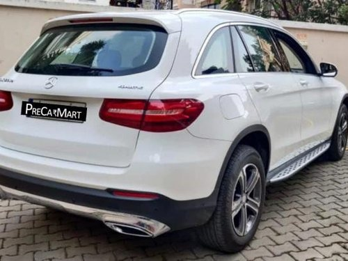 Used Mercedes Benz GLC 2016 AT for sale in Bangalore