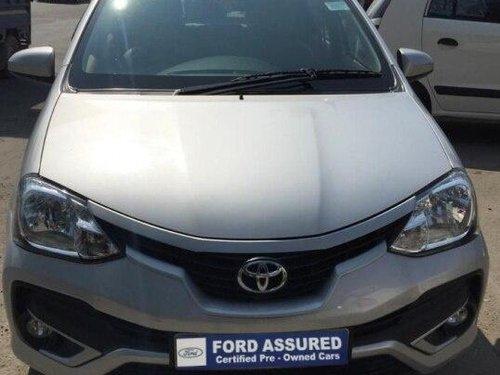 Used Toyota Etios Liva 1.2 G 2017 MT for sale in Rudrapur
