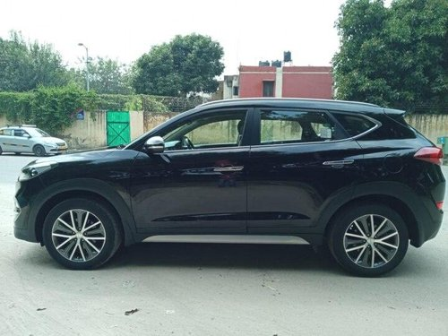 Used Hyundai Tucson 2017 AT for sale in New Delhi