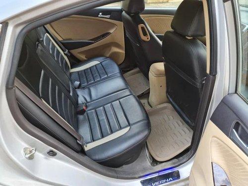 Used 2015 Hyundai Verna MT for sale in Mumbai