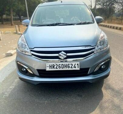 Used Maruti Suzuki Ertiga ZXI Plus 2017 MT for sale in New Delhi
