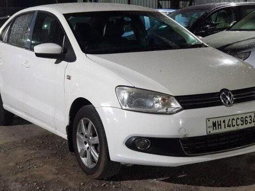 Used 2010 Volkswagen Vento Petrol Highline AT for sale in Pune