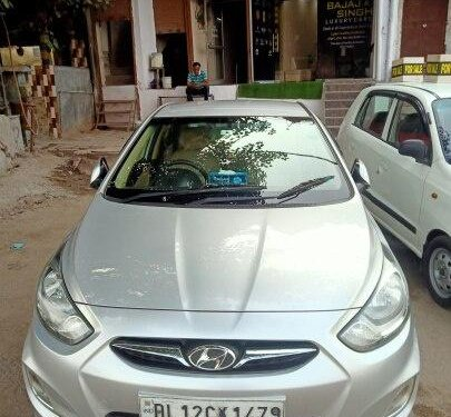 Used 2015 Hyundai Verna MT for sale in New Delhi