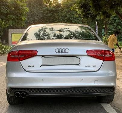 Audi A4 2.0 TDI 177 Bhp Technology Edition 2014 AT in New Delhi