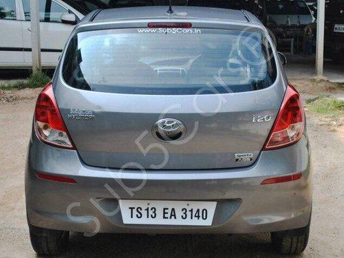 Used Hyundai i20 Sportz 1.2 2014 MT for sale in Hyderabad