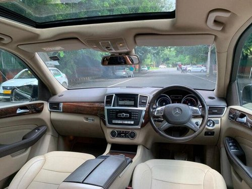 Used Mercedes Benz M Class 2015 AT for sale in New Delhi
