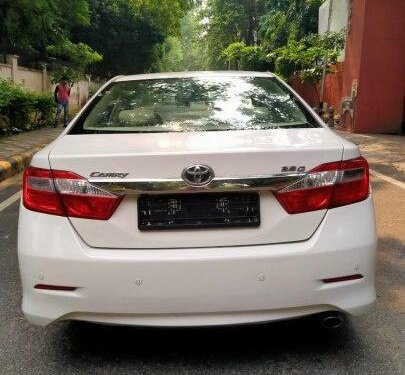 Used Toyota Camry 2014 AT for sale in New Delhi