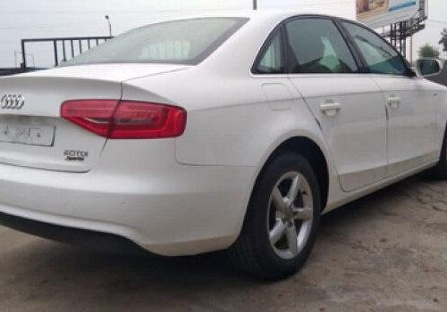 Used Audi A4 2013 AT for sale in Pune-9