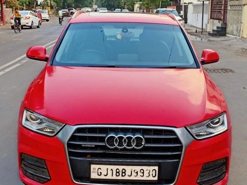 Used Audi Q3 2.0 TDI 2016 AT for sale in Ahmedabad -8