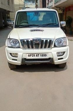 Mahindra Scorpio SLE BS IV 2012 MT for sale in Hyderabad-5