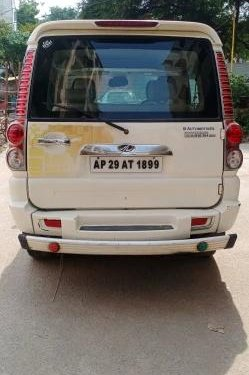 Mahindra Scorpio SLE BS IV 2012 MT for sale in Hyderabad-4