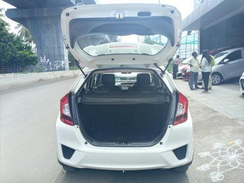 Used Honda Jazz VX 2015 MT for sale in Chennai