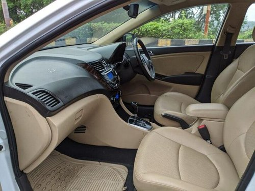 Hyundai Verna 1.6 SX VTVT 2012 MT for sale in Mumbai