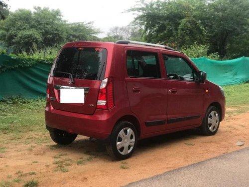 Used Maruti Suzuki Wagon R VXI 2015 MT for sale in Hyderabad
