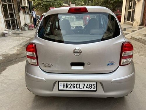 Used Nissan Micra Active XL 2014 MT for sale in Gurgaon