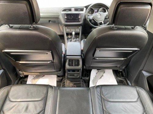 Used 2017 Volkswagen Tiguan AT for sale in Mumbai
