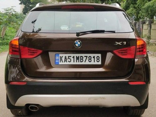 BMW X1 sDrive20d xLine 2011 AT for sale in Bangalore