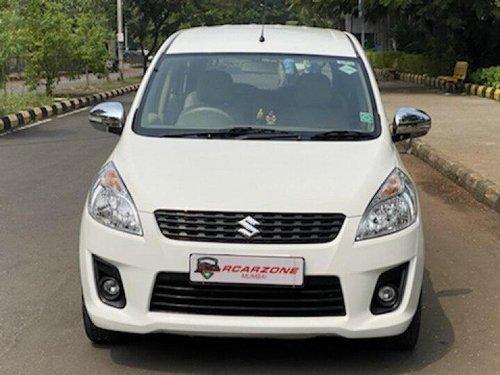 Maruti Suzuki Ertiga VXI CNG 2014 MT for sale in Mumbai