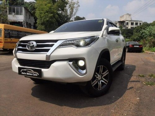 Used 2017 Toyota Fortuner AT for sale in Pune