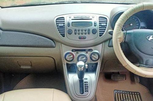 Used Hyundai i10 Sportz 2012 MT for sale in Ahmedabad