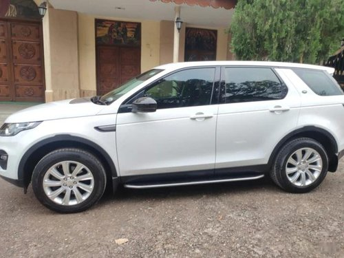 Used 2016 Land Rover Discovery AT for sale in Mumbai