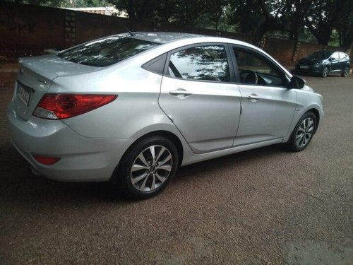 Used Hyundai Verna 1.6 SX 2014 MT for sale in Bangalore -4