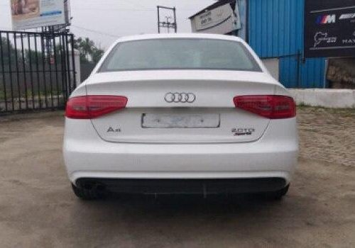 Used Audi A4 2013 AT for sale in Pune-6