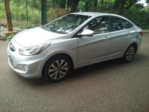 Used Hyundai Verna 1.6 SX 2014 MT for sale in Bangalore -5