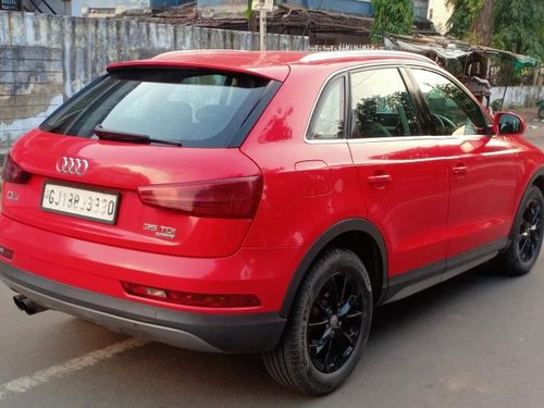 Used Audi Q3 2.0 TDI 2016 AT for sale in Ahmedabad