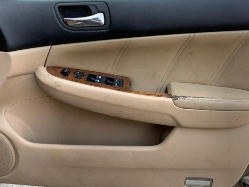 Used 2006 Honda Accord MT for sale in New Delhi