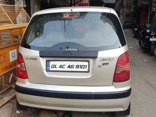 Hyundai Santro Xing XO 2007 MT for sale in New Delhi