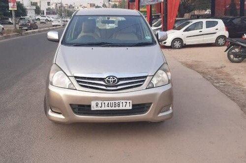 Used 2011 Toyota Innova MT for sale in Jaipur