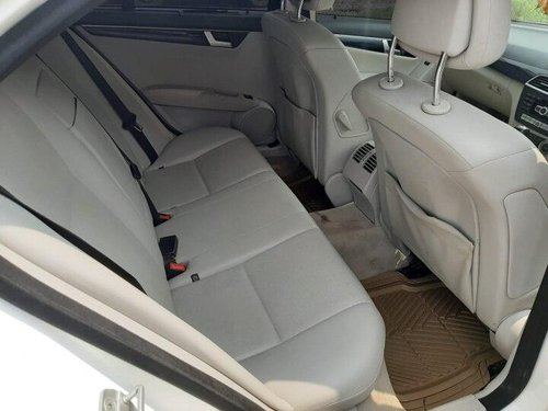 Used Mercedes Benz C-Class C 220 CDI Sport Edition 2013 AT in Pune