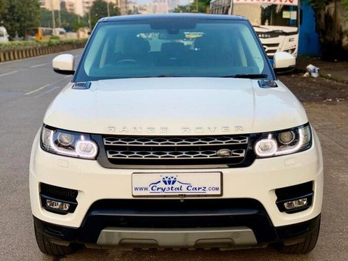 Used 2014 Land Rover Range Rover Sport AT for sale in Mumbai
