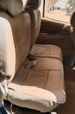 Used Toyota Innova 2005 MT for sale in Hyderabad