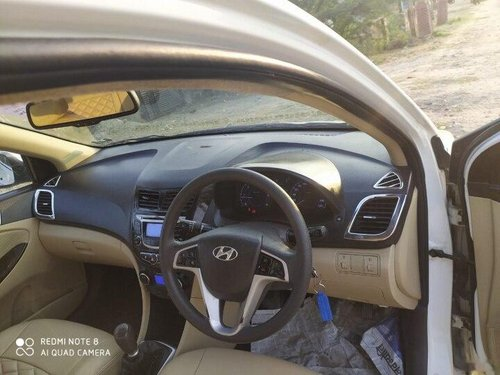 Used Hyundai Verna 2013 MT for sale in Ajmer