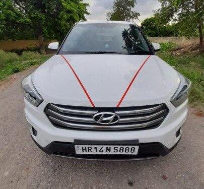 Hyundai Creta 1.6 CRDi AT SX Plus 2017 AT for sale in New Delhi