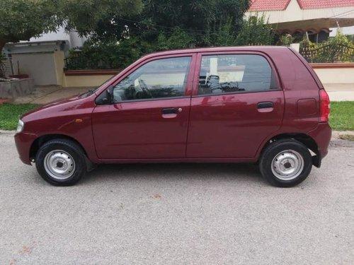 Used Maruti Suzuki Alto 2008 MT for sale in Bangalore