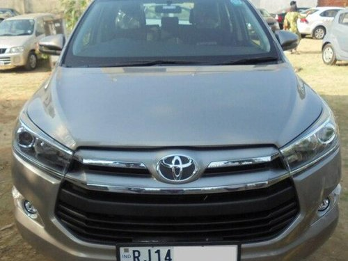 Used 2020 Toyota Innova Crysta MT for sale in Jaipur