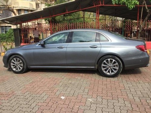 Used 2018 Mercedes Benz E Class AT for sale in Mumbai