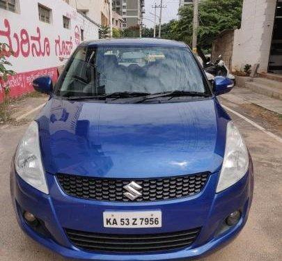 Used 2012 Maruti Suzuki Swift VDI MT for sale in Bangalore