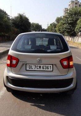 Used Maruti Suzuki Ignis 2017 MT for sale in New Delhi