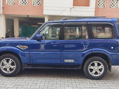 Used Mahindra Scorpio 2015 AT for sale in Chennai