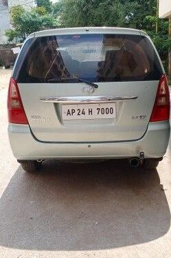 Used Toyota Innova 2005 MT for sale in Hyderabad -3