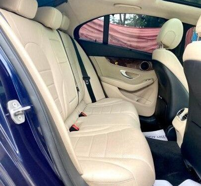 Mercedes-Benz C-Class 220 CDI AT 2016 AT for sale in Mumbai